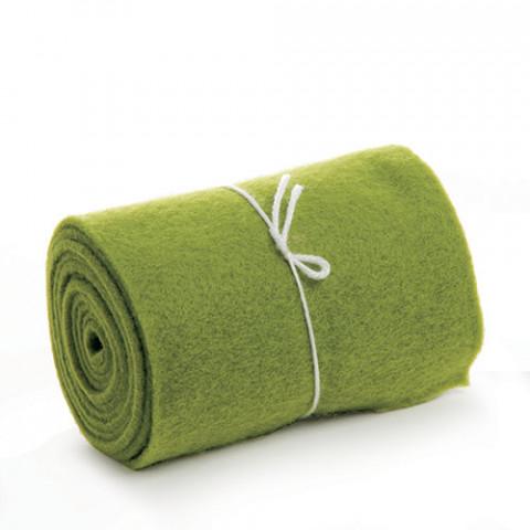 Mantas de Lã - Verde
