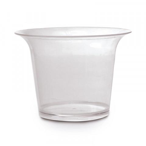 Pote de Cristal G - Transparente Incolor