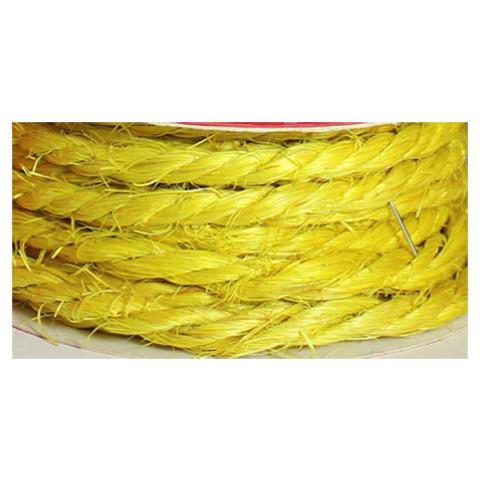Corda de Sisal 1616 - Amarelo