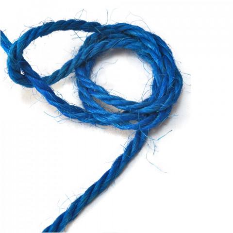 Sisal Trançado 1818 - Azul Royal