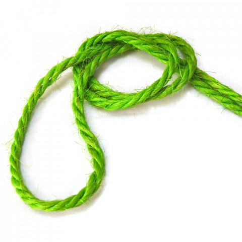 Sisal Trançado 1818 - Verde Lima