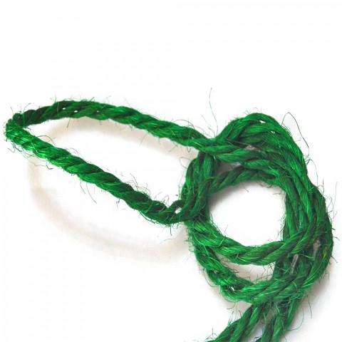 Sisal Trançado 1818 - Verde Musgo