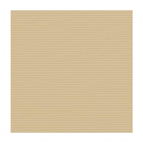 Poli transparente - Canelado Kraft (49x69cm) - 50 folhas