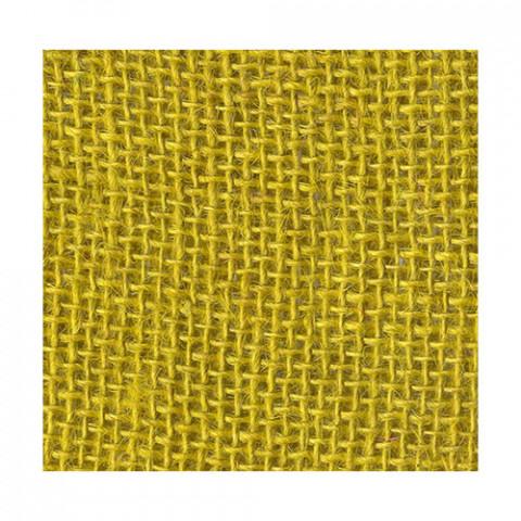 Tela de Juta 245 - Trama Fechada - Amarelo (cor 170)