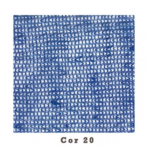 Tela Especial de Juta 82 - Azul Royal
