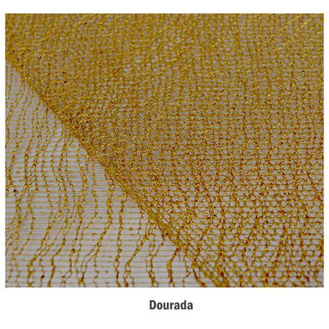 Tela Parquet - Dourada [65x65 cm]