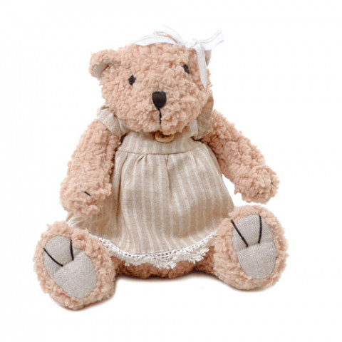 Ursinha Teddy - 15 cm