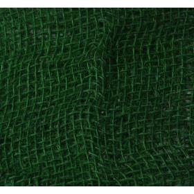 Tela de Juta 145 - Trama Aberta - Verde Musgo (cor 190)