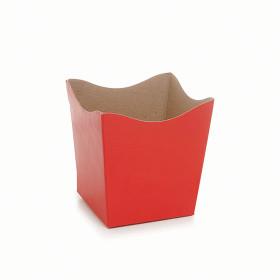 Cachepot PP-9 - Vermelho