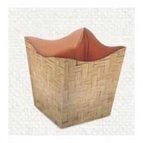 Cachepot P - Bambu