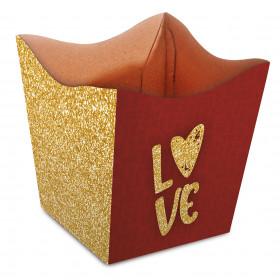 Cachepot P - Golden Love