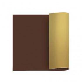 Papel Kraft - Marrom   Ouro