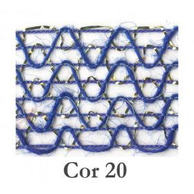 Fita de Juta - Azul Royal (85100-20)