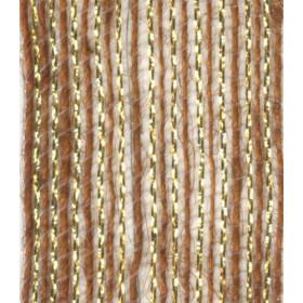 Fita de Juta - Caramelo / Ouro (7560-150)