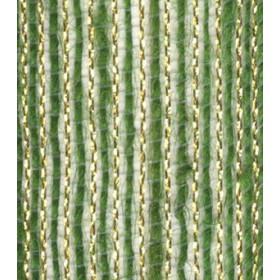Fita de Juta - Verde Oliva / Ouro (7520-200)