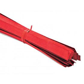 Folha de Madeira - Vermelho