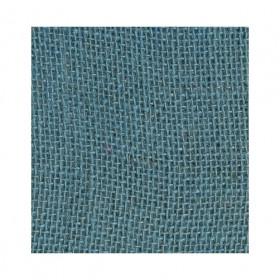 Tela de Juta 245 - Trama Fechada - Azul Bebê (cor 40)