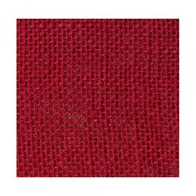 Tela de Juta 245 - Trama Fechada - Vermelho (cor 240)