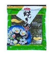 Alga Marinha para Sushi e Temaki