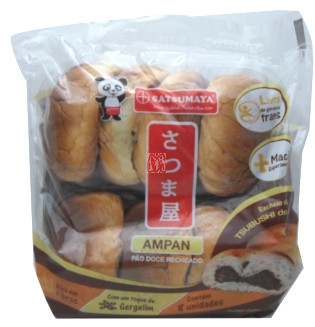 Doces japoneses - Ampan