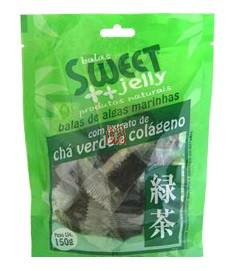 Bala Sweet Jelly com Chá Verde