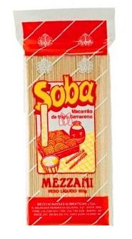 MACARRAO SOBA MEZZANI