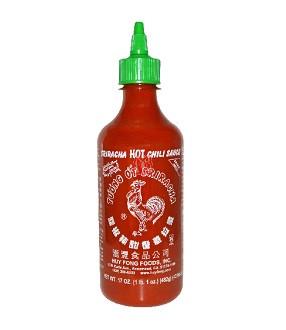 Sriracha Hot Chili Molho de Pimenta