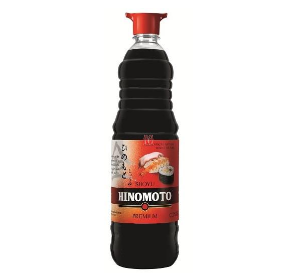 MOLHO DE SOJA PREMIUM HINOMOTO 1L