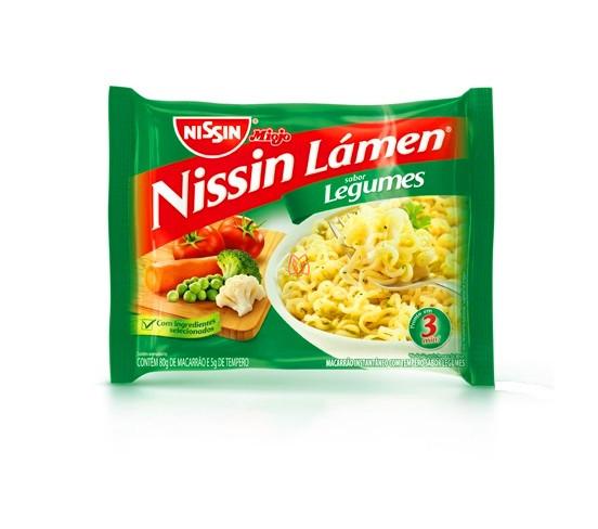 NISSIN MIOJO LEGUMES  85g