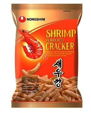 Snack Shrimp Cracker Importado