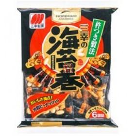 Biscoito Nori Maki Sembei 90g