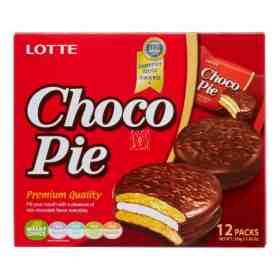 Bolinho de chocolate com marshmallow Choco Pie