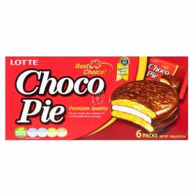 Chocopie Lotte 168g