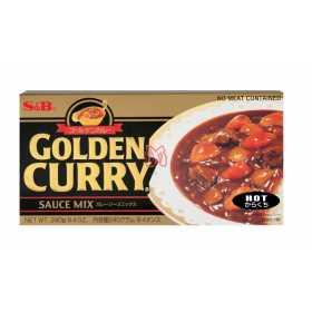 Curry japonês forte 100g