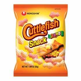 Cuttlefish snack Salgadinho Sabor Lula 55g