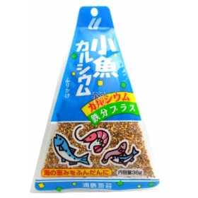 Furikake de frutos do mar Tri Kozakana Caulcium Urashima