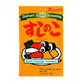 Tempero pronto para sushi - Sushi No Ko - Tamanoi 75g