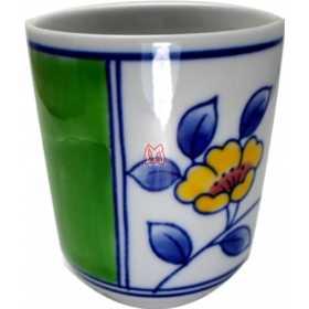 Xícara chá estilo japonesa