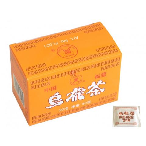 CHÁ OOLONG TEA - 20 sachês
