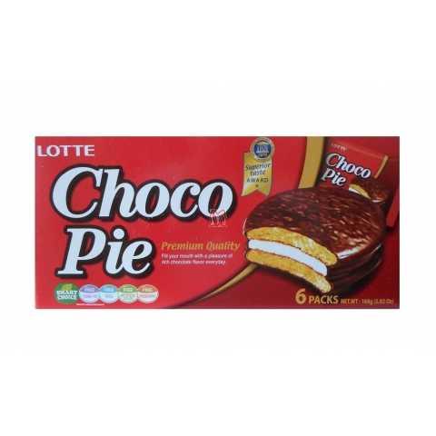 CHOCOPIE - Embalagem com 6 unidades de Alfajor Choco Pie - 168g