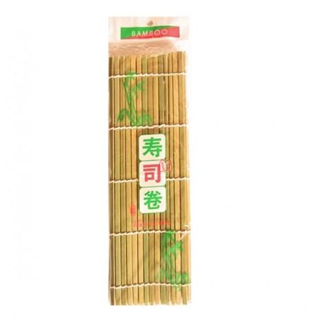 Esteira de sushi sudarê bambu