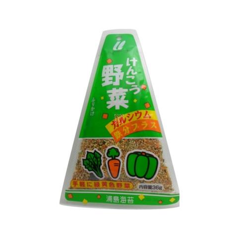 Furikake de legumes Kenko Yasai Urashima