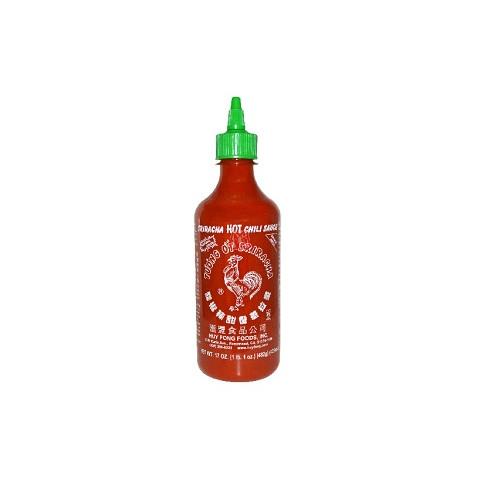 Molho de pimenta Sriracha Hot Chili Sauce