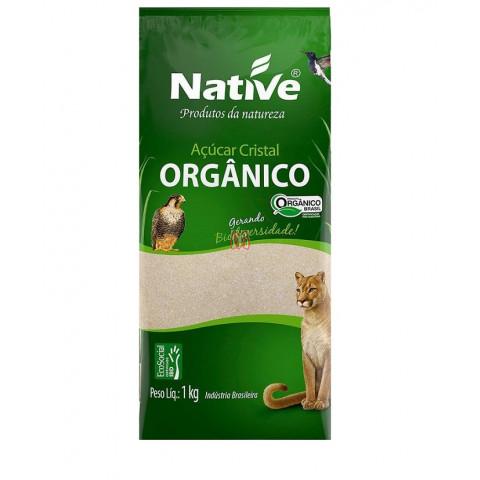 Açúcar Orgânico Native