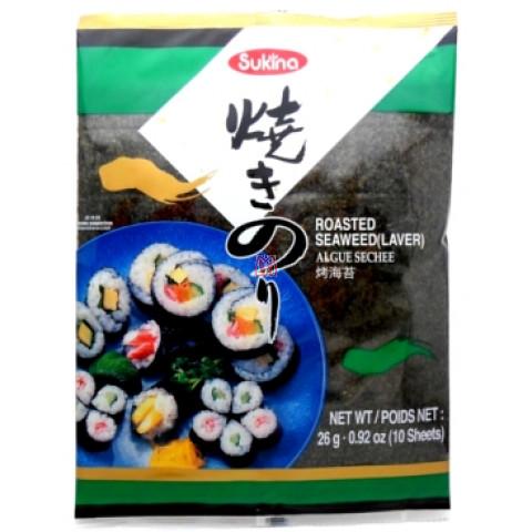 Alga para Sushi Sukina