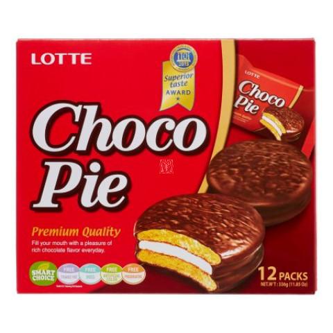 Choco Pie Importado da Coréia