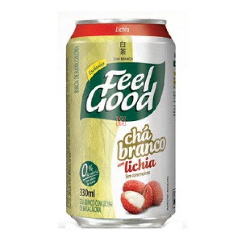 Feel Good Chá Branco