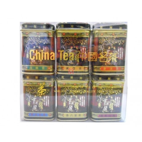China Tea Black Mini