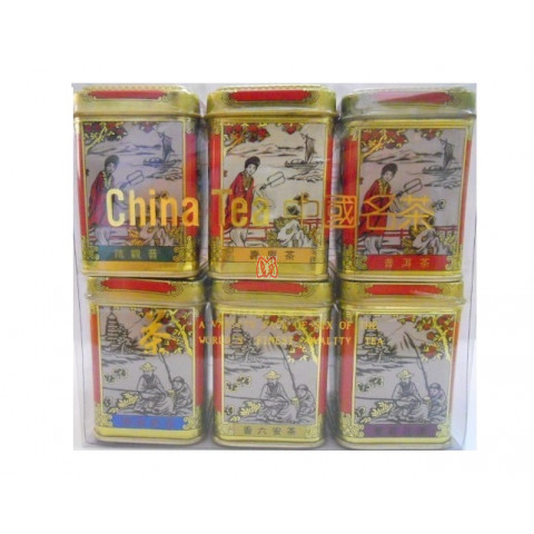 China Tea Mini Gold