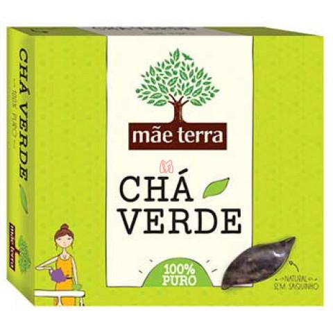 Chá Verde Orgânico Mãe Terra